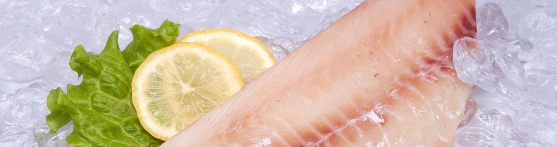 замороженное рыбное филе