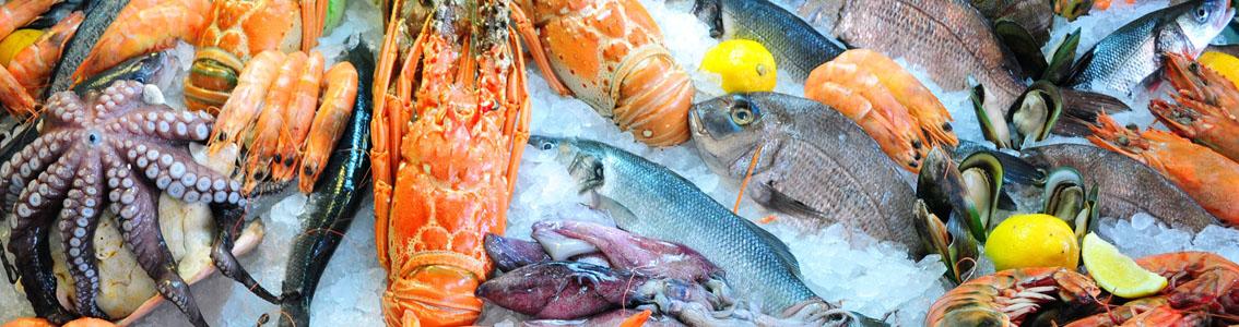 где купить свежие морепродукты